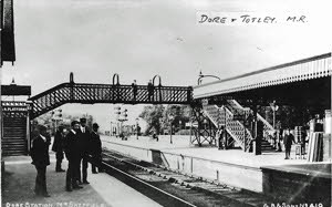 Dore and Totley 4 Tracks
